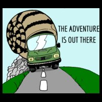 The Adventure is Out There